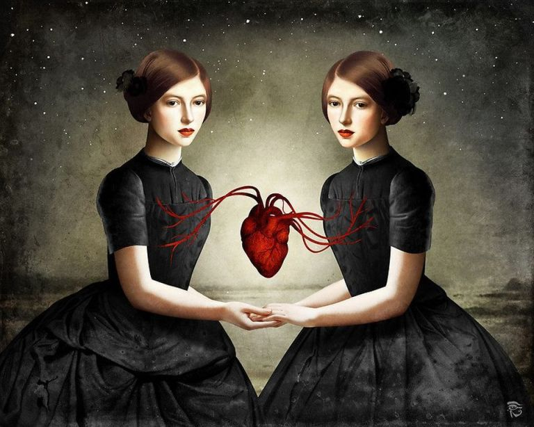 Christian Schloe - Austrian Surrealist Digital painter - Tutt'Art@ (95) [1280x768]