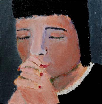 enfant priant