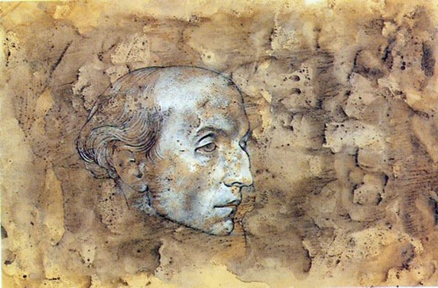 Hans Bellmer  portrait Joe Bousquet  [1280x768]
