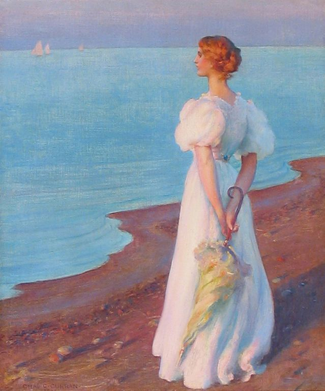 Charles Courtney Curran onshoreoflakeerie [1280x768]