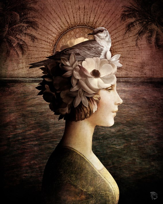 Christian Schloe - Austrian Surrealist Digital painter - Tutt'Art@ (33)