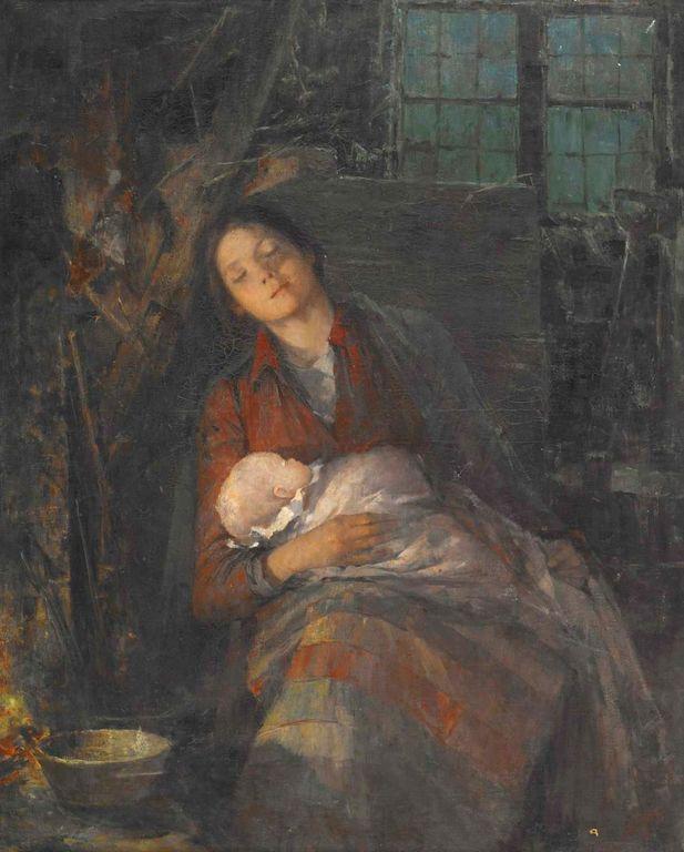 Anna Nordgren  (1847-1916) - Rest  [1280x768]