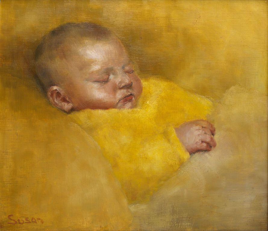 Susan Dorothea White bébé  [1280x768]