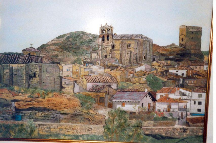 village espagnol  [1280x768]