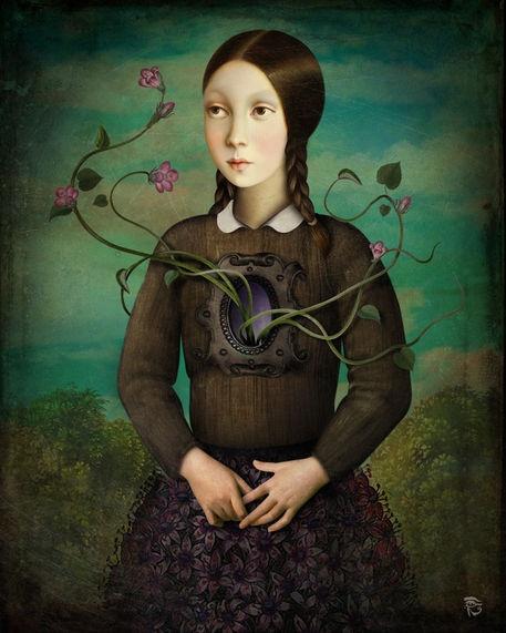 Christian Schloe - Austrian Surrealist Digital painter - Tutt'Art@ (4)