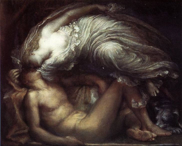 George Frederic Watts endymion-large [1280x768]