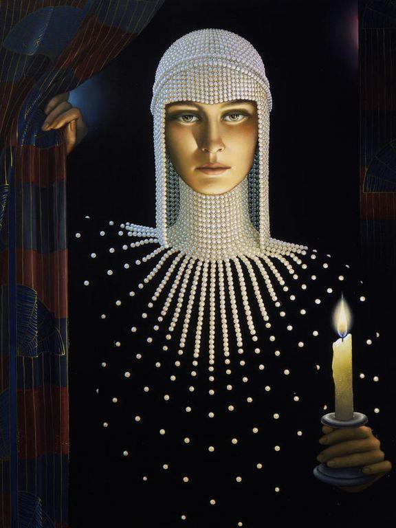 Jane Whiting Chrzanoska 1948 - American painter -    (9) [1280x768]