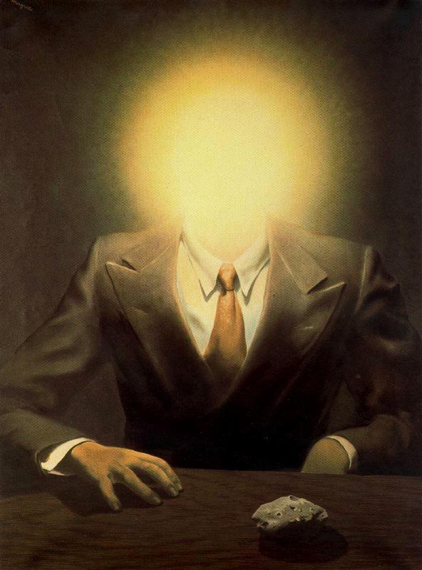 René Magritte   Edward James-19371