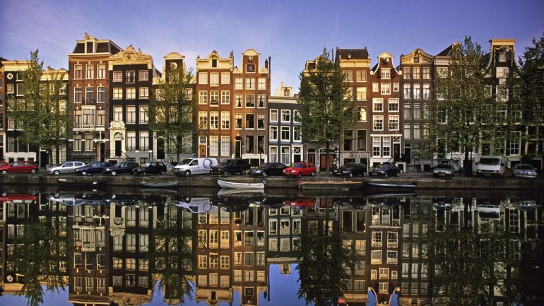 Amsterdam_canal [1280x768]