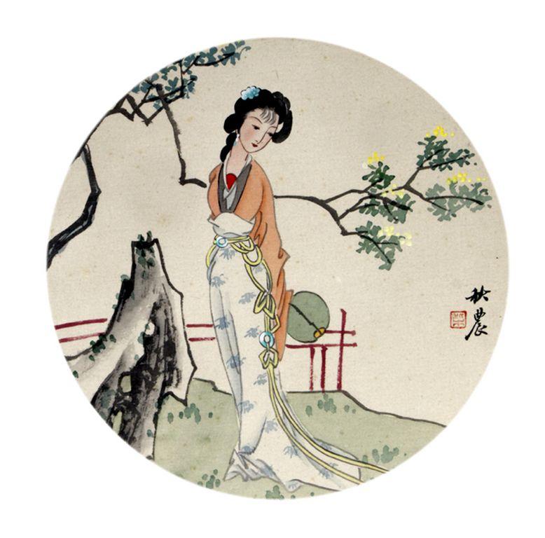 Chai Qiu Nong -femme-chinoise [1280x768]