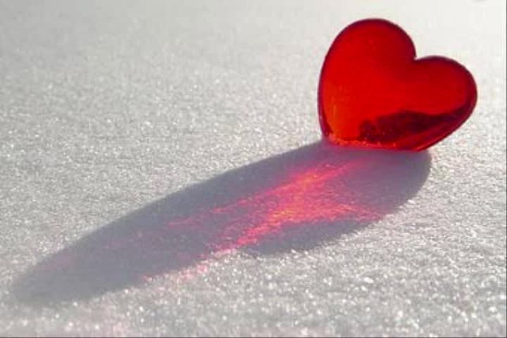 neige coeur hq