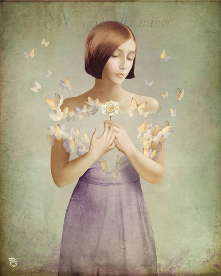 Christian Schloe-he-loves-me-he-loves-me-not