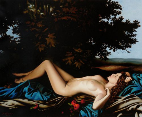 Alexey Golovin dream