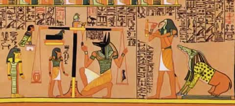 dieux égyptiens