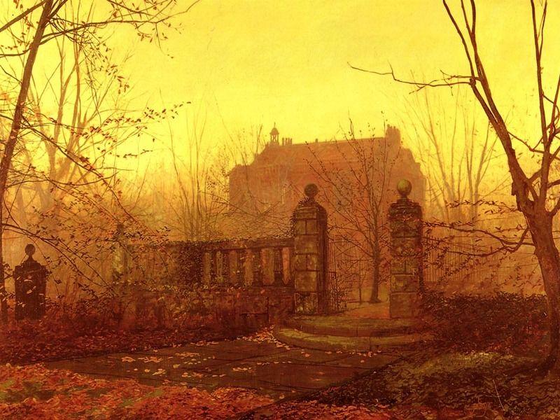 John Atkinson Grimshaw  [800x600]