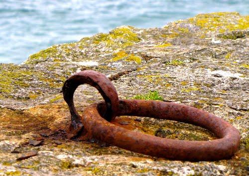 anneau rouillé