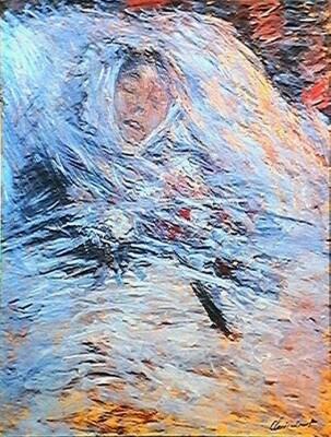 Claude Monet -camille-monet-sur-son-lit-de-mort-1879