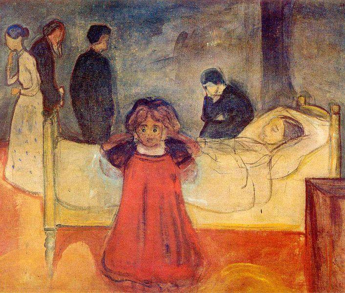 Edvard Munch -la-mort [800x600]