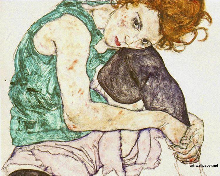 Egon Schiele 1 [800x600]