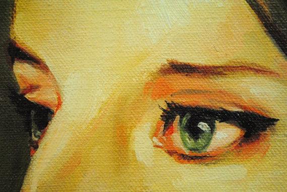 yeux verts kx