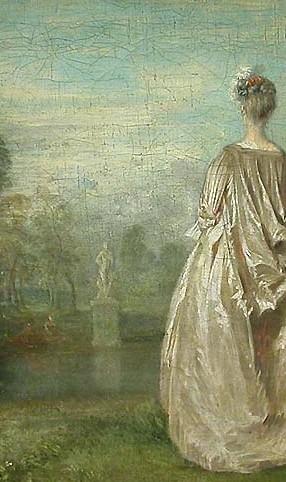 Antoine Watteau cousinedetail