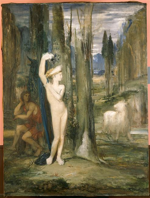 Gustave Moreau Pasiphaë