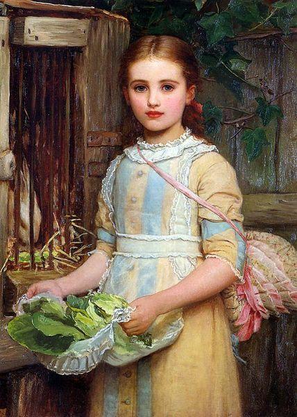Kate Pérou-« Portrait d'Agnes Phoebe Burra » [800x600]