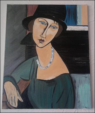 Amedeo Modigliani 0t1