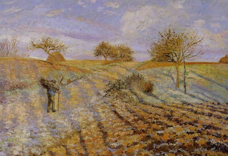 Camille Pissarro  Gelée -09 [800x600]