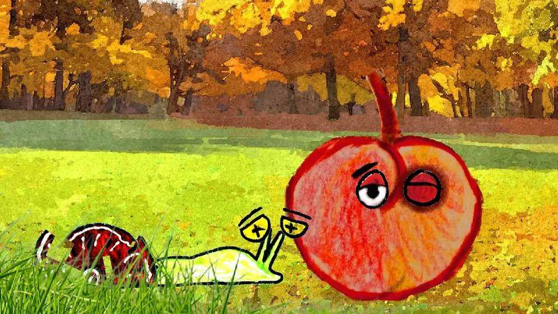 pomme escargot t [800x600]