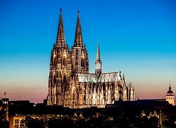 ctahédrale de Cologne