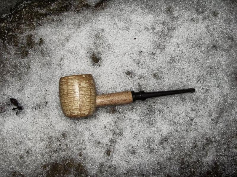 bonhomme de neige pipe  [800x600]