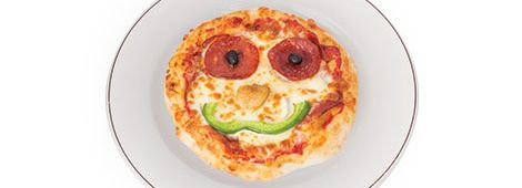 pizza-sourire-pepperoni-et-fromage