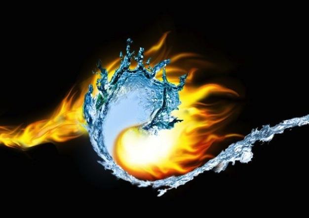feu-eau