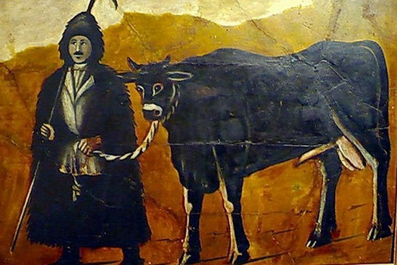 niko-pirosmani-painting-by-georgian-artist-niko-pirosmani-2-800x600
