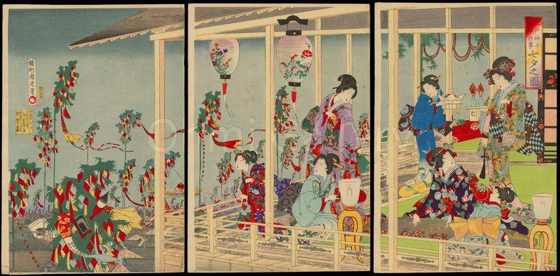 toyohara-chikanobu-annual_events_of_prosperous_edo-tanabata_festival-011384-11-05-2011-11384-x2000-800x600