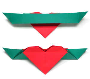 heart-origami-boat
