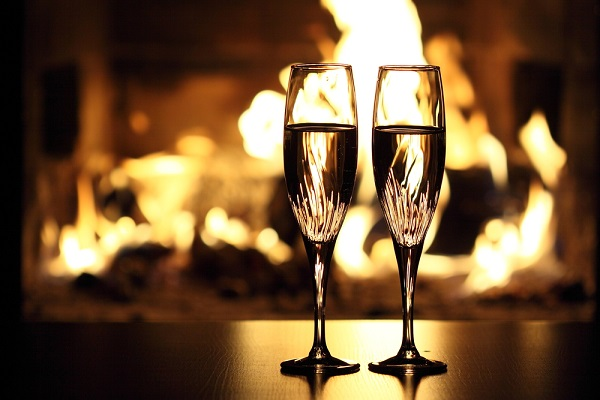 cheminee-champagne