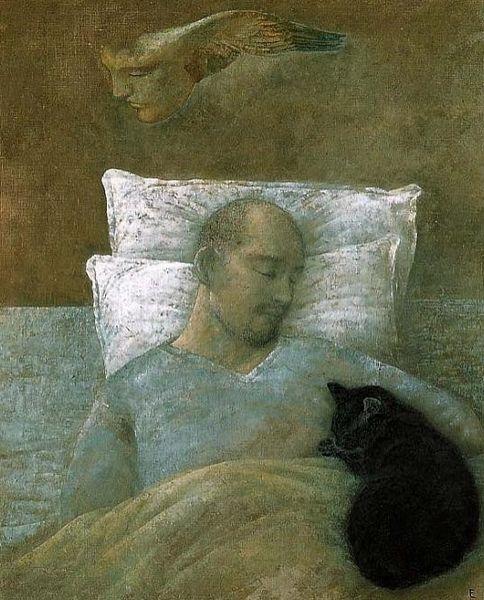 toshiyuki-enoki-homme-endormi-chat-800x600