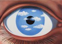 René Magritte le faux miroir[800×600]